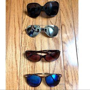 4/$20 Unisex Men's Women's Sunglasses Bundle Set